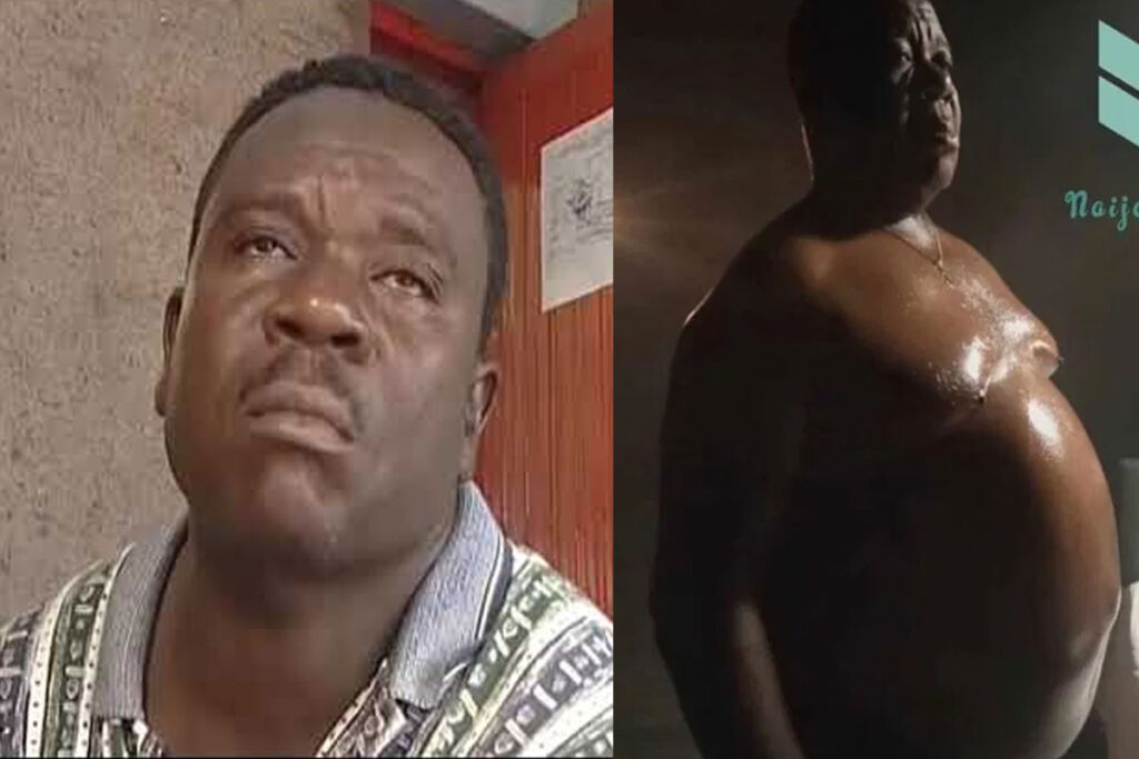 Actor Mr Ibu Poisoned By Staff-Dead Escape
